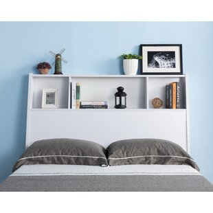 Jatoi Full Bookcase Headboard by Latitude Run