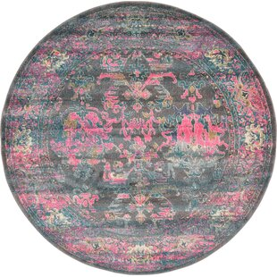 Charlena Gray Area Rug by Mistana