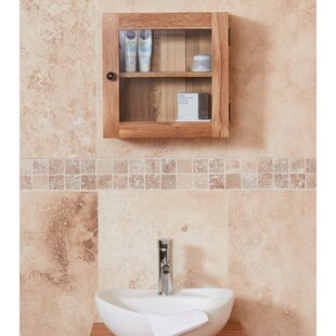 Gagne 38cm W X 38cm H Wall Mounted Cabinet By Ebern Designs