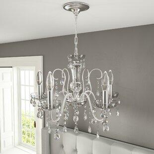 Willa Arlo Interiors Roney 5-Light Candle..