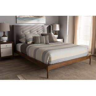 Coupon Benefiel Upholstered Platform Bed by George Oliver Reviews (2019) & Buyer's Guide