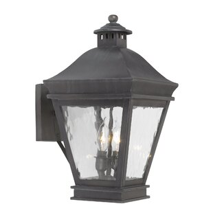 Searching for Lockwood 2-Light Outdoor Wall Lantern By Darby Home Co