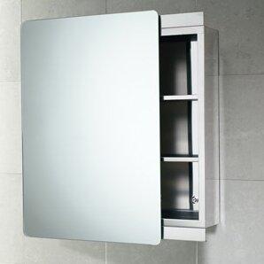 Big Save Kora 18.11 x 25.98 Surface Mounted Medicine Cabinet ByGedy by Nameeks