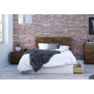 Find for Pelkey Platform 2 Piece Bedroom Set ByMack & Milo