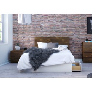 Totten Platform 3 Piece Bedroom Set