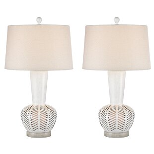 Resendez Transitional Coastal 30 Table Lamp (Set of 2)