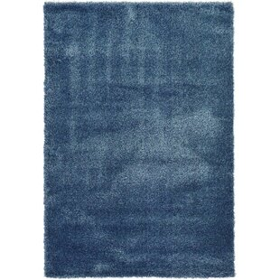 Starr Hill Navy Blue Area Rug