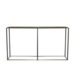 Union Rustic Raoul Console Table