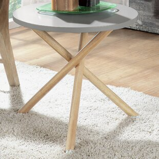 Saltsman End Table Ebern Designs
