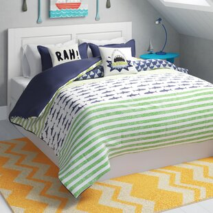 Aaliyah Cotton Comforter Set by Viv + Rae