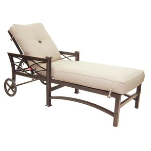 La Reserve Chaise Lounge with Cushion