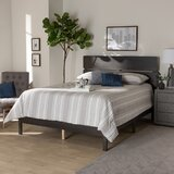 Minda Standard Bed by Gracie Oaks