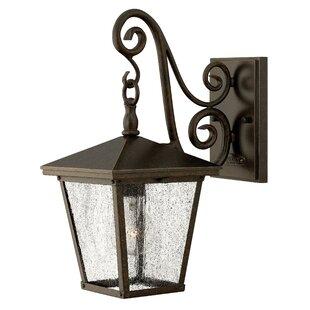 Trellis 1 Light Outdoor Wall Lantern by H..