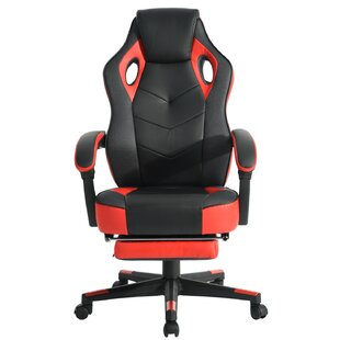 Douglasville Leisure Ergonomic Gaming Chair by Ebern Designs Savings