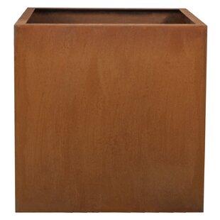 Samson Metal Planter Box By Freeport Park