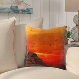 Microsuede Tropical Throw Pillows You Ll Love In 2021 Wayfair