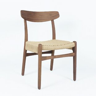 dCOR design Solid Wood Dining Chair