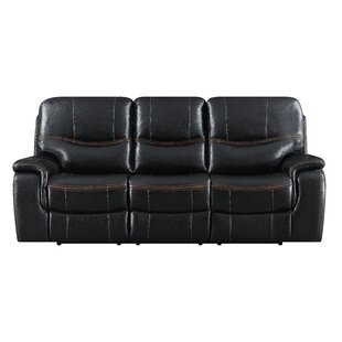 Coupon Vigo Reclining Sofa by E-Motion Furniture Reviews (2019) & Buyer's Guide