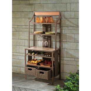 Northridge Steel Baker's Rack by Bay Isle Home