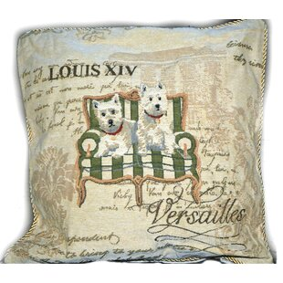 Nesrine Decorative Throw Pillow Cover