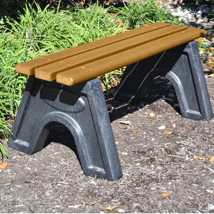 Sport Recycled Plastic Park Bench