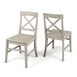 Charlton Home Hitz Dining Chair (Set of 2)