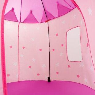 Princess Castle Kids Pop-Up Play Tent ByHey! Play!