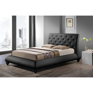 Orren Ellis Utley Upholstered Platform Bed