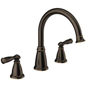 Banbury Two Handle Deck Mount Tub Faucet Trim