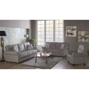 Compare & Buy Padova Sleeper Configurable Living Room Set by Decor+ Reviews (2019) & Buyer's Guide