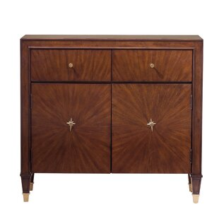 East End 2 Door Accent Cabinet