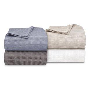 Waffleweave 100% Cotton Blanket