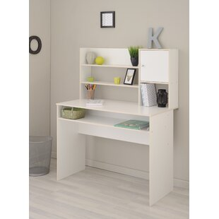 Looking for Cropper Writing Desk with Hutch By Ebern Designs
