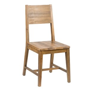Norman Solid Wood Dining Chair (Set of 2)..