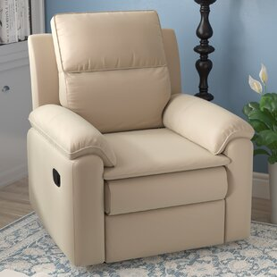 Gardners Lounger Manual Recliner Alcott Hill
