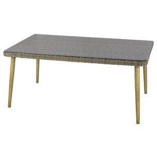 Review Fabio Rattan Dining Table