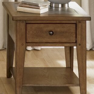 Methuen Occasional End Table by Loon Peak