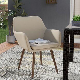 Aughnaholle Patio Dining Chair with Cushion