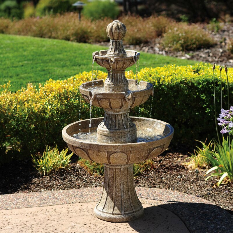 Fiberglass Napa Valley Fountain