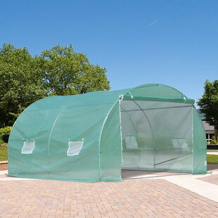 Woodcroft 10 Ft W X 10 Ft D Greenhouse By Sol 72 Outdoor