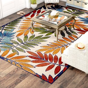 Autumn Leaves Area Rug Wayfair