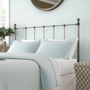 Barton Slat Headboard by Three Posts