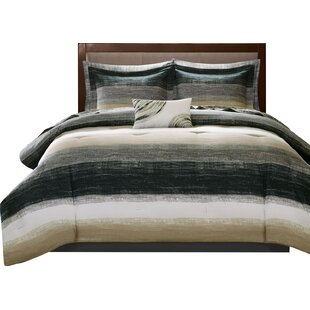 Westville Complete Comforter and Cotton Sheet Set by Trent Austin Design