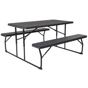 Steiner Folding Picnic Table