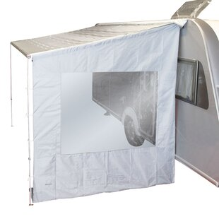 Delrio 2.13m W X 2.25m D Retractable Side Awning By Sol 72 Outdoor