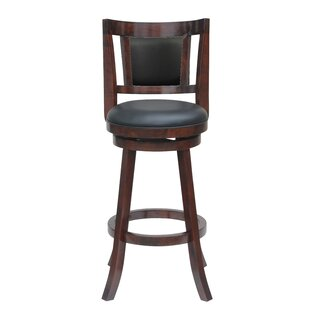 Goehring 24 Swivel Bar Stool Andover Mills