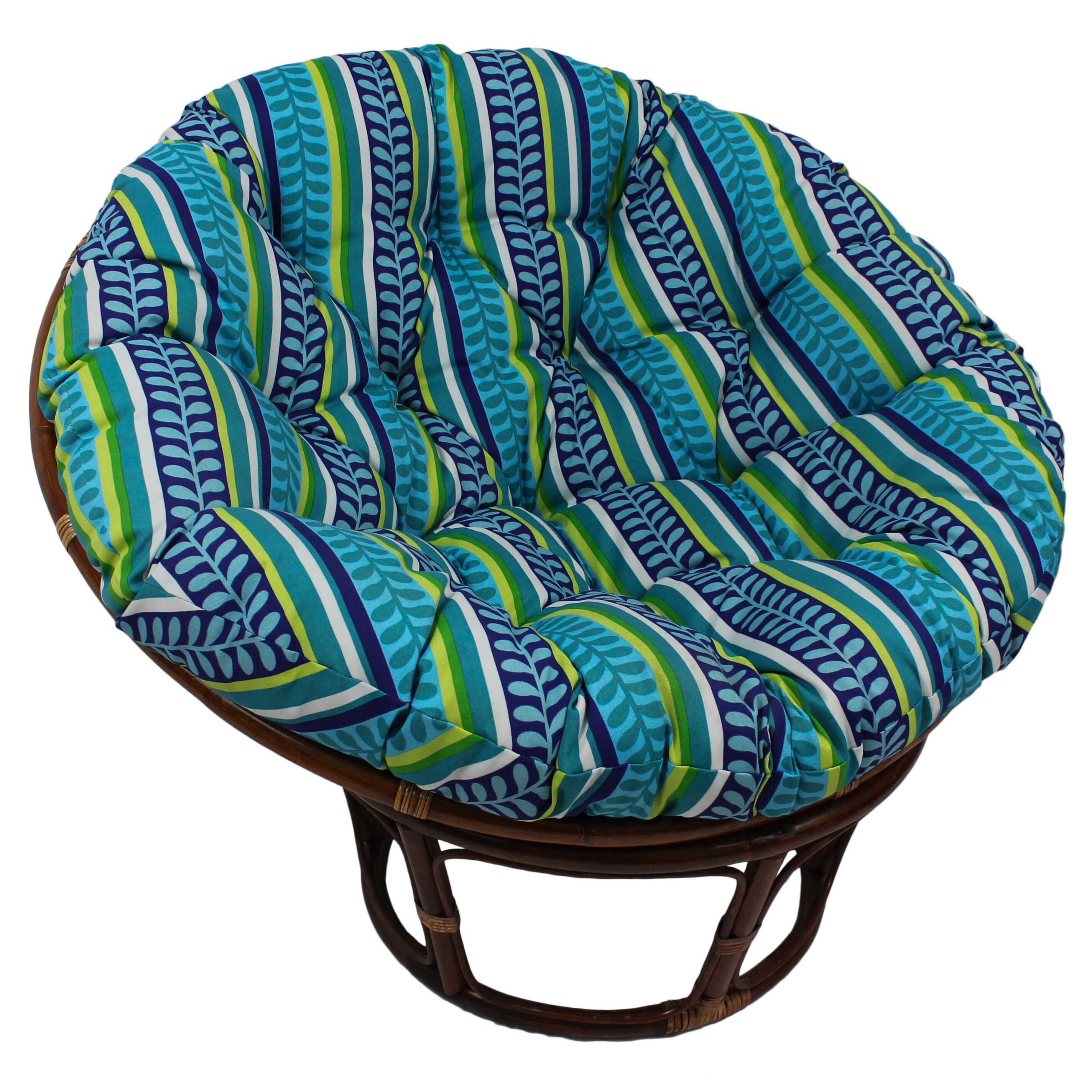 Incroyable Blazing Needles Outdoor Papasan Cushion U0026 Reviews | Wayfair