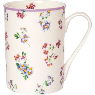 Addilynn Bellina Bone China Coffee Mug