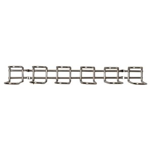 Wall Mounted Wine Glass Rack by Symple..