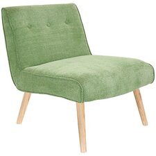 Jaliyah Slipper Chair by Langley Street